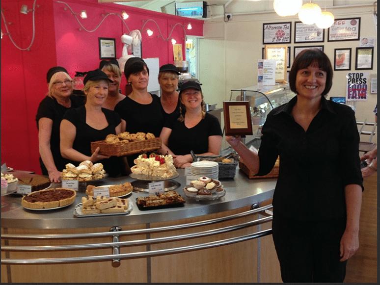 Coffee Shop Staff