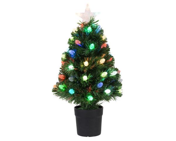 Prestwick Fibre Optic Christmas Tree