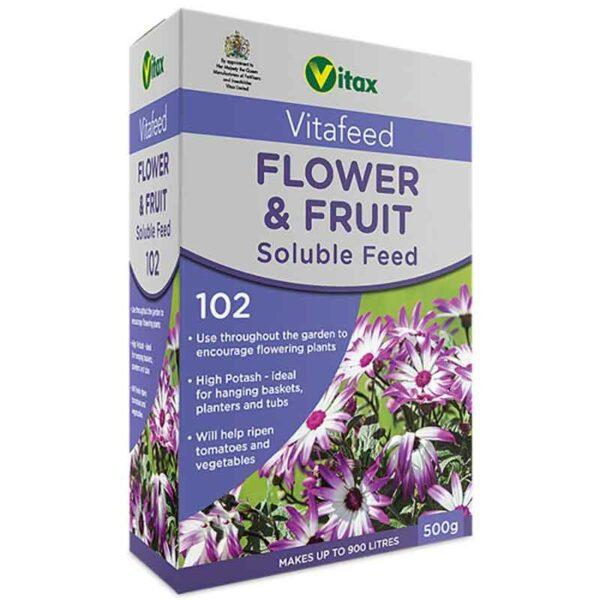 Buy Vitax Vitafeed Flower & Fruit Soluble Feed Online