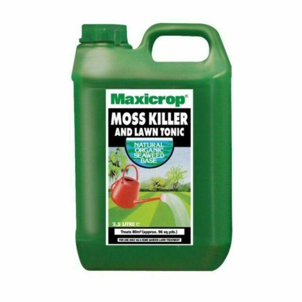 Buy Maxicrop Moss Killer & Lawn Tonic Online