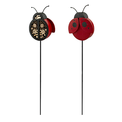Buy Lady Bug Shaped Insect Shelter Online