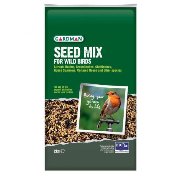 Buy Gardman Seed Mix Online