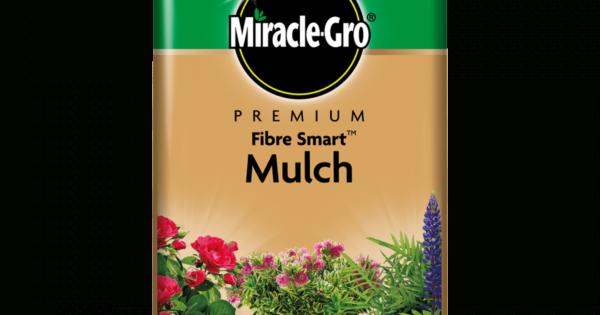 Buy Miracle-Gro Premium Fibre Smart Mulch Online