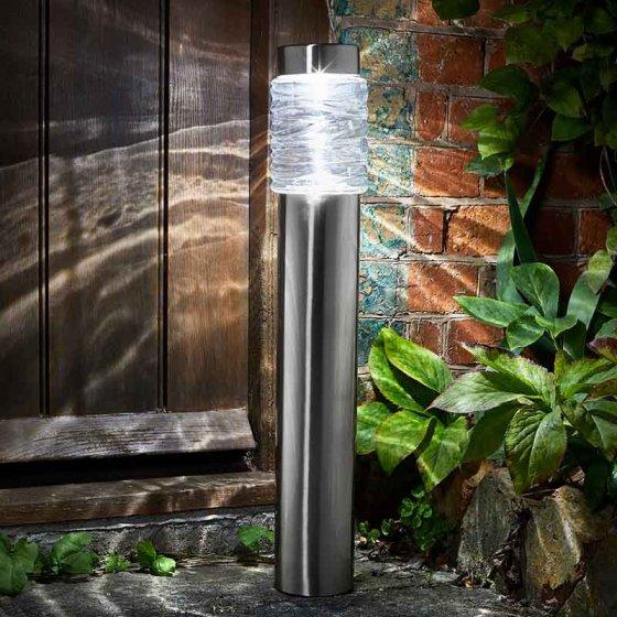 Buy Jumbo Wave 20L Solar Bollard Light Online
