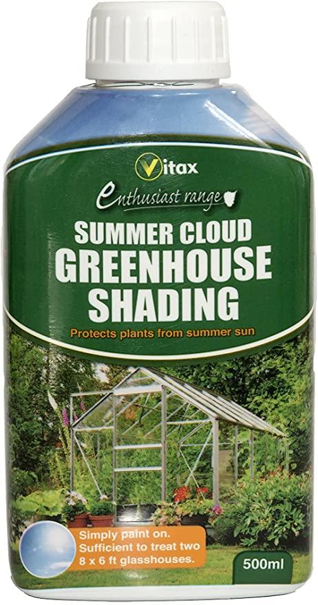 Vitax greenhouse shading