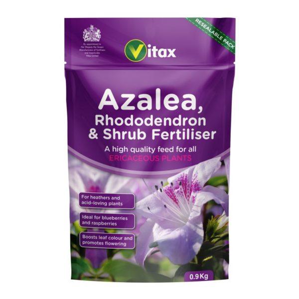 Buy Vitax Azalea, Rhododendron & Shrub Fertiliser Online
