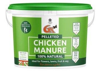 Buy Pelleted Chicken Manure Online