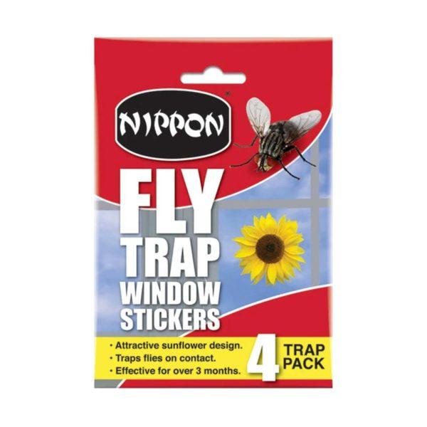 Buy Nippon Fly Trap Window Stickers Online