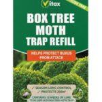 Buy Vitax Box Tree Moth Trap Refill Online