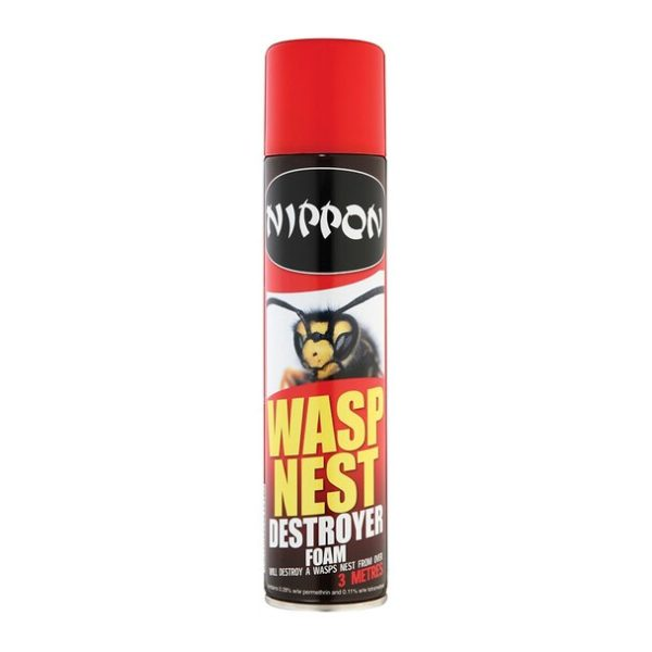 Buy Nippon Wasp Destroyer Foam Online