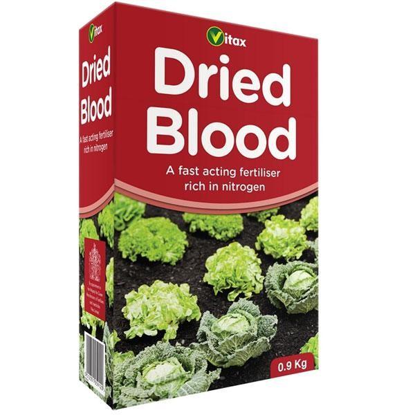 Buy Vitax Dried Blood Fertiliser Online