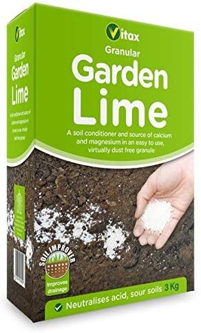 Buy Vitax Granular Garden Lime Online