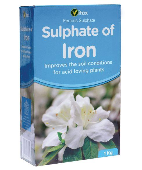 Buy Sulphate of Iron Online
