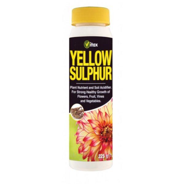 Buy Yellow Sulphur Online