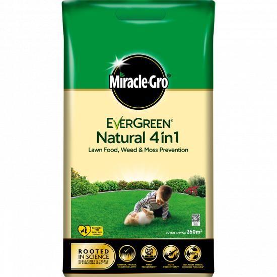 Buy Miracle Gro Natural 4 in 1 Weed Online