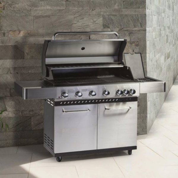 Buy Supremo Stainless Steel BBQs Online