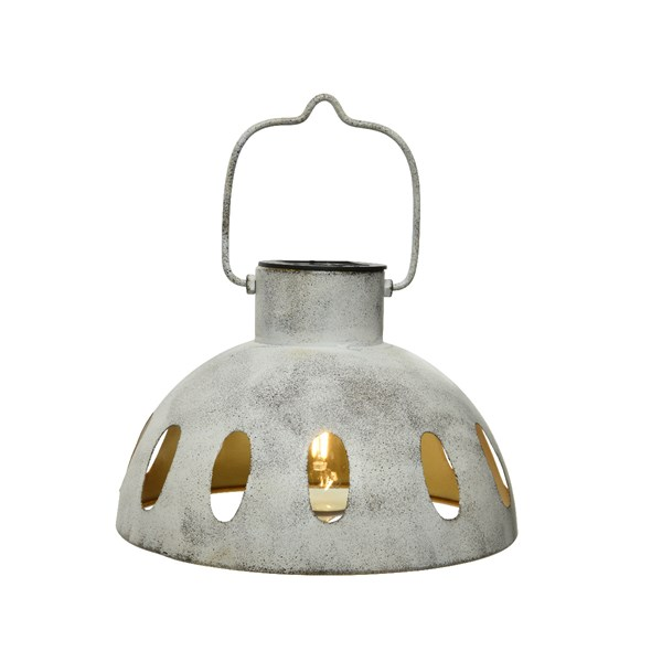 Buy Solar Hanging Light Iron Off White Online