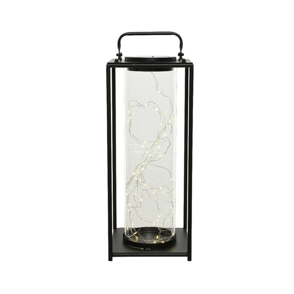 Buy Lumineo Solar Iron Lantern Online