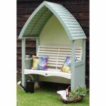 Buy Sage & Cream Heritage Orchard Arbour Online
