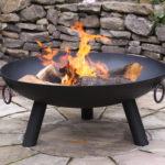 Buy Dakota Steel 50cm Fire Pit Online