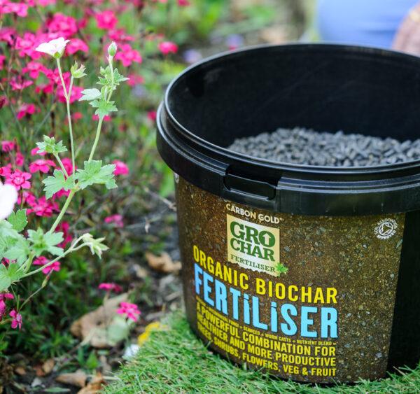 Buy Enriched BioChar Fertilizer Online